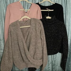 Lot of Free People Sweaters